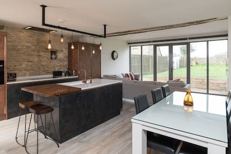 New Luxury Barn conversion, Cotswolds