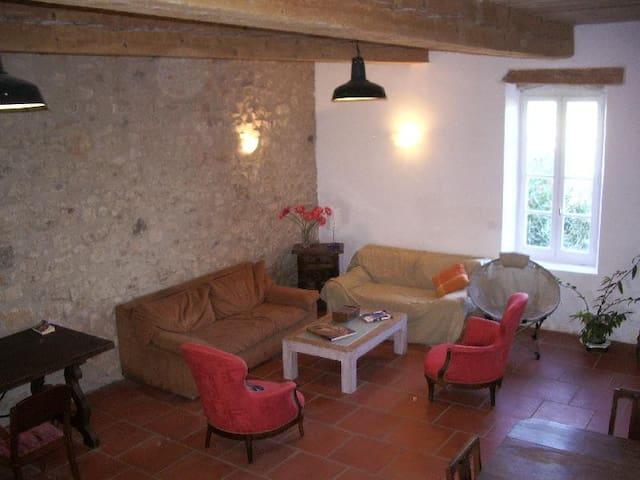 L'AUBERGE du Château de COUJAN, - Murviel-lès-Béziers - Leilighet