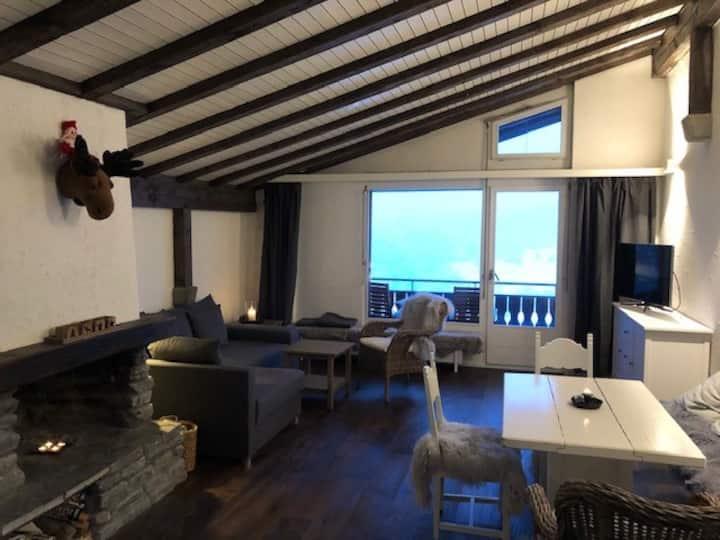 Casa Cagliems 424 / Kristensen, (Flims Dorf), 1091, 2.5 room apartment