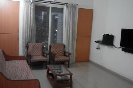 Cosy and quiet home - Pune - Bed & Breakfast