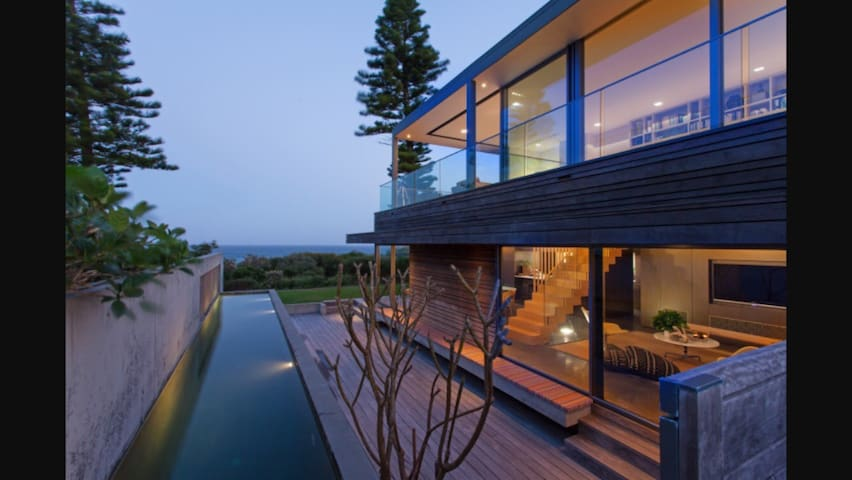 88 Boomerang Drive - Architectural Beach House - Boomerang Beach - Casa