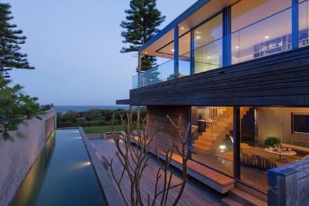 88 Boomerang Drive - Architectural Beach House - Boomerang Beach