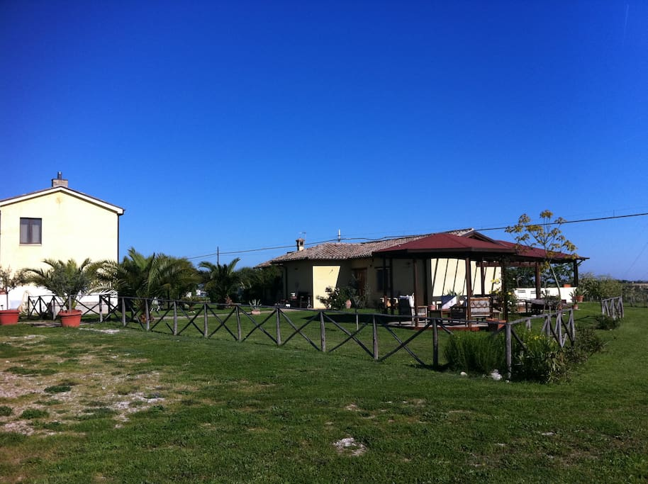 The Agriturismo and BnB