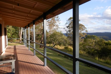Obilo Lodge, panoramic views, peace in rainforest! - Mapleton - Other - 2