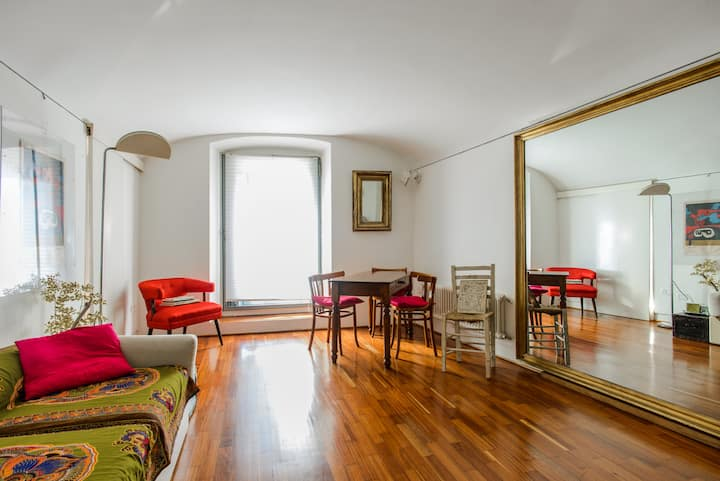 Cozy Apartment in Naples (flat-central-wifi-sea)