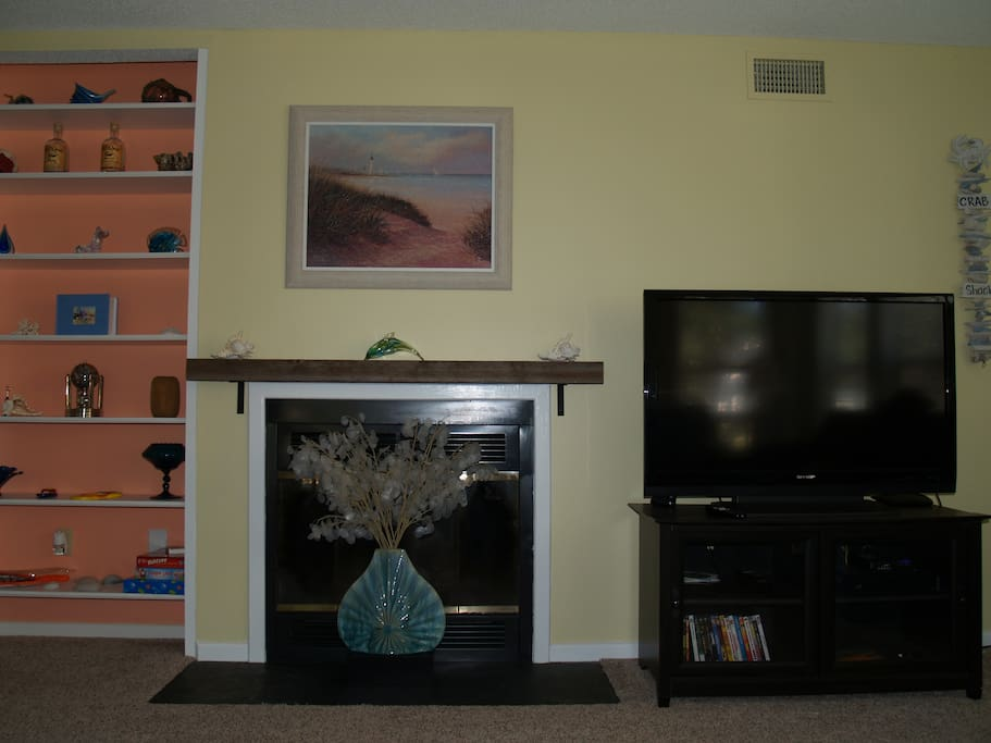 Our new, re-purposed mantle
