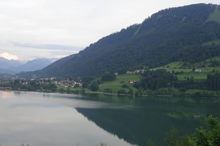 Holidays in Allgäu - Immenstadt - Wohnung