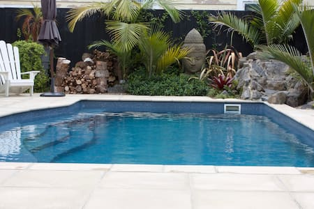 Urban haven (walk to Eden Park & Ponsonby Rd) - Auckland - Villa