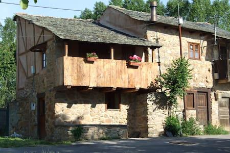 Casa rural en el Bierzo - San Esteban del Toral