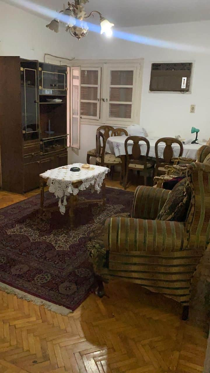 Good apartment at center of heliopolis