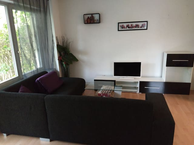 Cozy apartment in quiet area of Dusseldorf