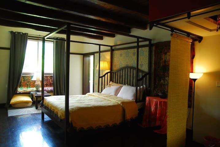 大复式家庭套间 - Hangzhou - Apartment