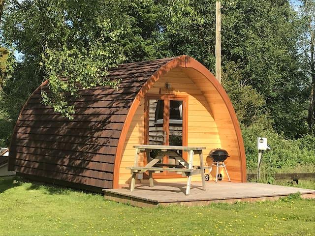 The Merrick Camping Pod