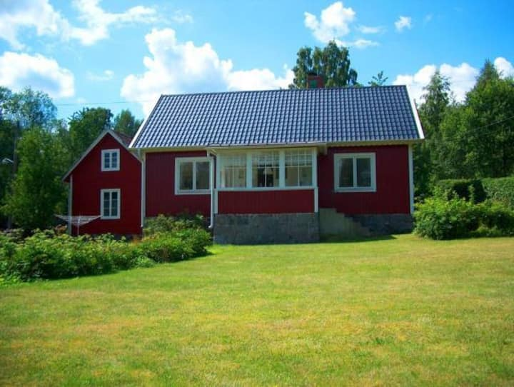 Villatorp - Nice summer house near forest and lake