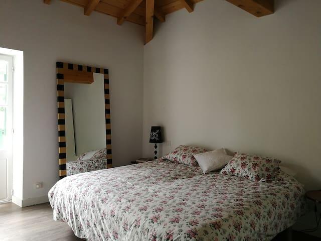 Habitación con balcón en cottage Barcarola