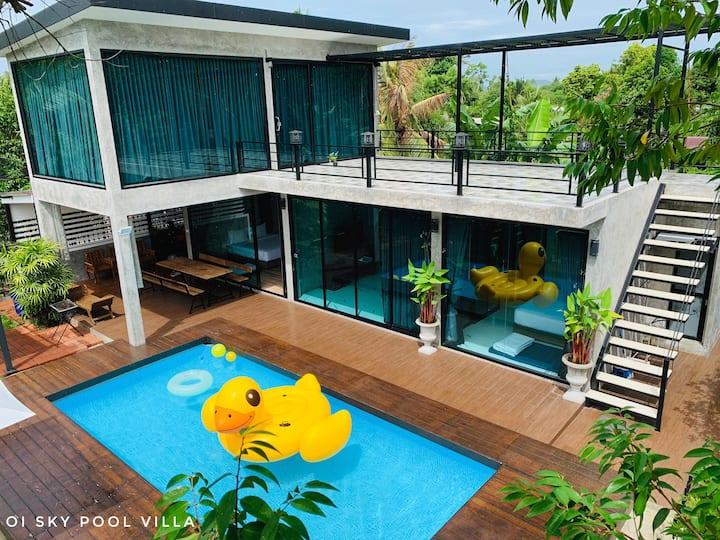 OI Sky Pool Villa