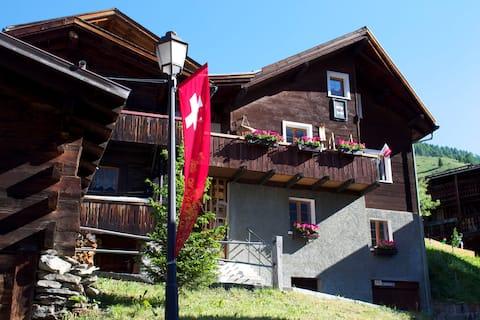 Atelier-Wohnung, Ferden/Lötschental