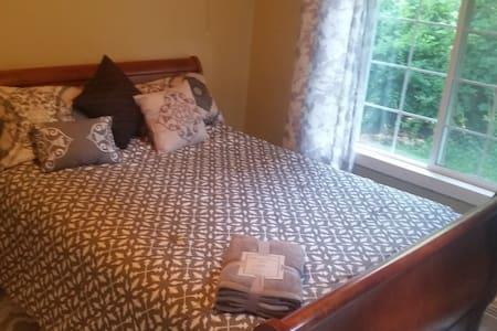 The Satchmo Room at Singer Creek - Oregon City - Haus