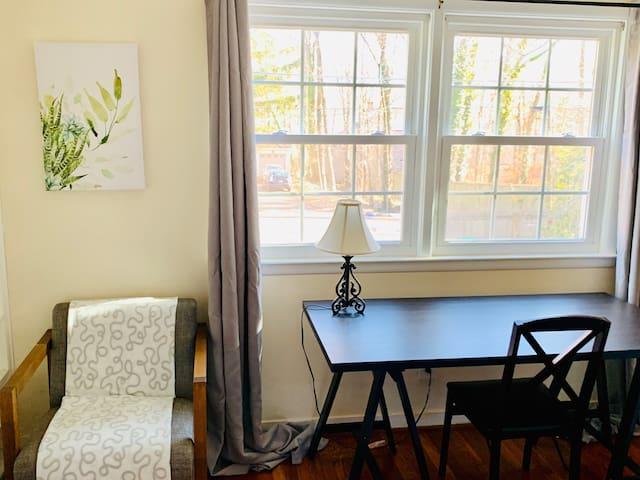(C) Private Room in Princeton