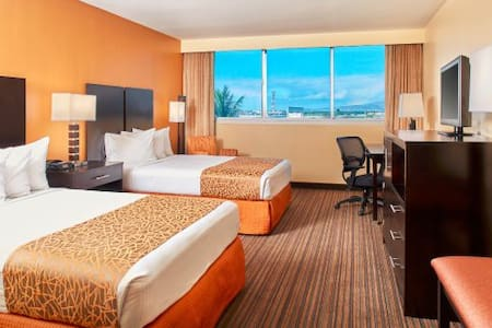 Luxury for the air traveler - Honolulu - Jiné