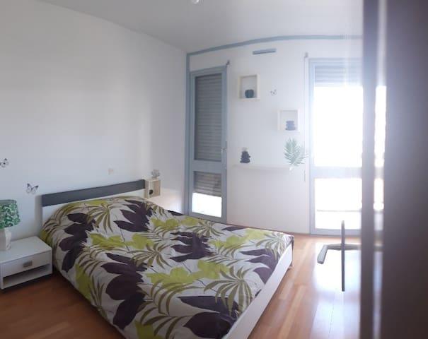 1- Chambres à Chambéry le Haut