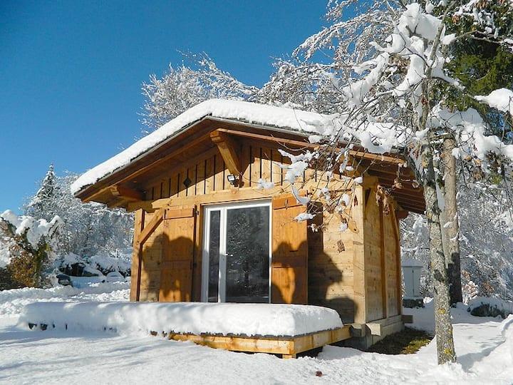 La cabane en pleine nature