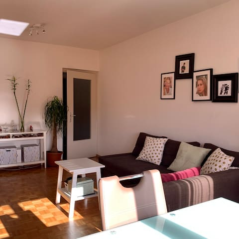 Room in Shared Bright Apartment