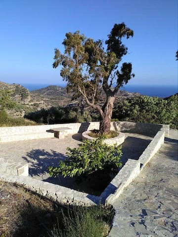 The eagle's nest - Ierapetra - Casa