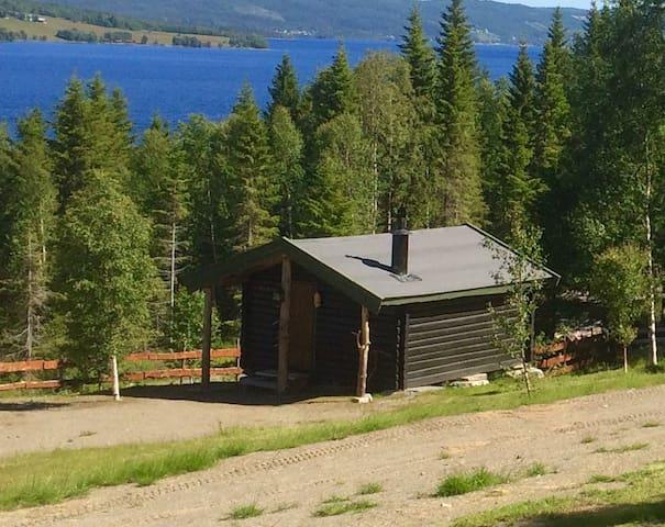 ValkyrieBo, bo enkelt å idyllisk på tunet Sørsetra