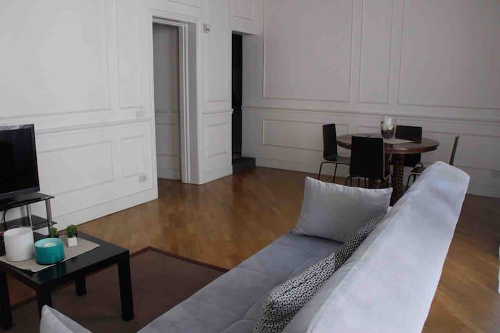 XX Settembre Suite (Royal Appartament)