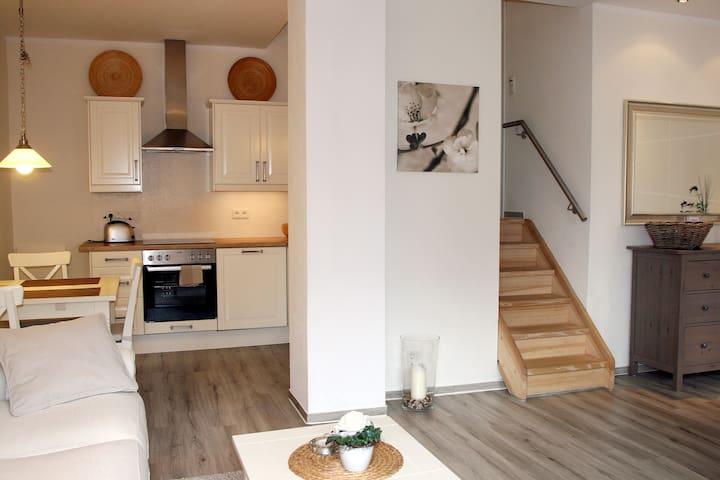 Ferienwohnung Badeinsel - Wunstorf - Apartemen