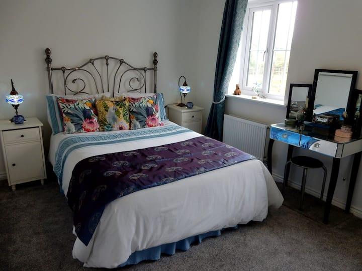 Beautiful en suite double room in Kelsall Cheshire