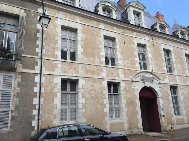 Gîte du Baron situé à Richelieu - Richelieu - Wohnung
