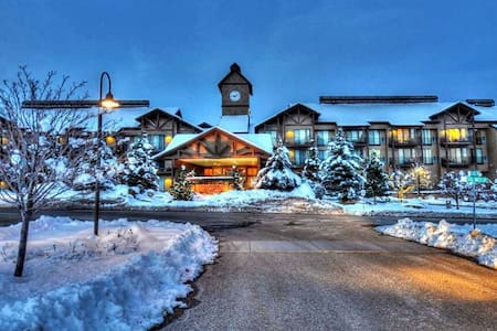 Cozy 1 BR Ski Condo by Deer Valley and Park City