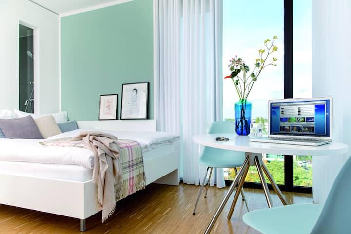 Comfort Single Apartment zum Innenhof