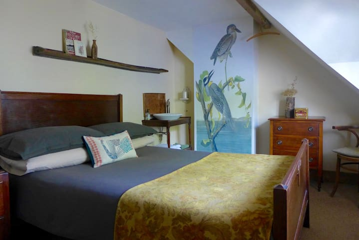 Twin Room in Aviemore Guest House - Eco Friendly