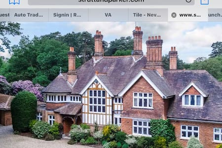Apartment in Victorian Mansion sleeps 4 - Ascot - Apartmen