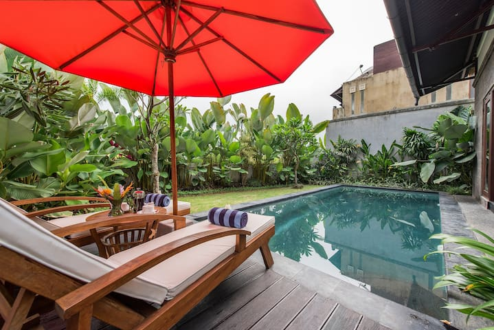 Villa Cendrawasih C 1-Bedroom with Private Pool