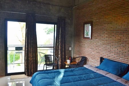 Mountain view room at Phongtang's Garden Hill