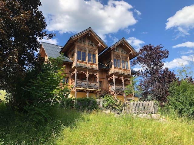 Penthouse Wohnung Weiglhof