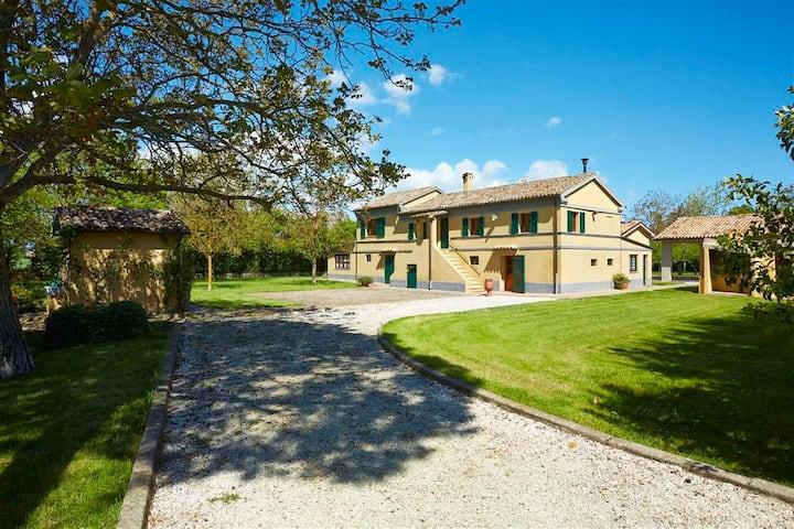 Farmhouse in Marche region
