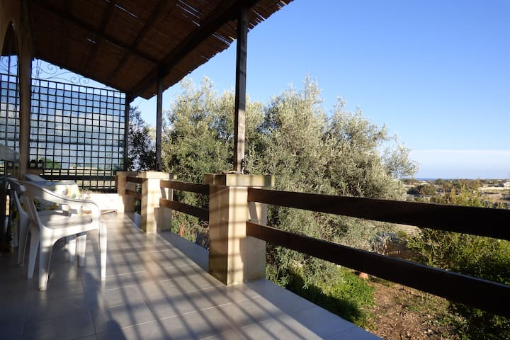 Maltese countryside villa with distant sea views - Birżebbuġa - Villa