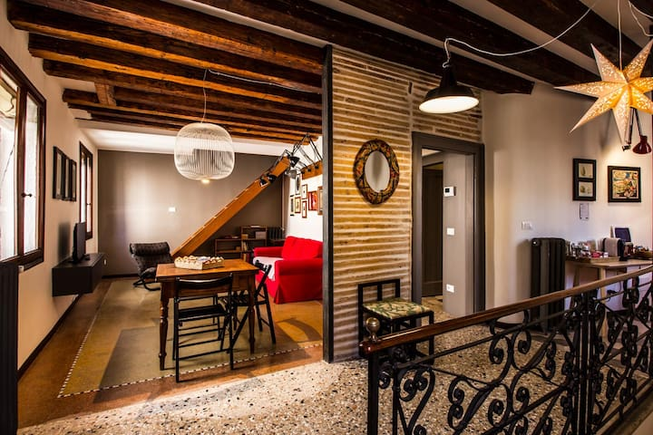 Accademia Design apartment, Dorsoduro