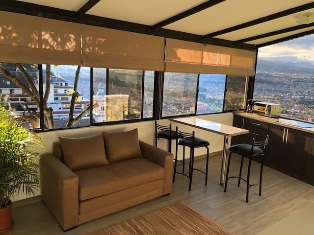 La Colina Hospedaje & Relax Apartamento 04
