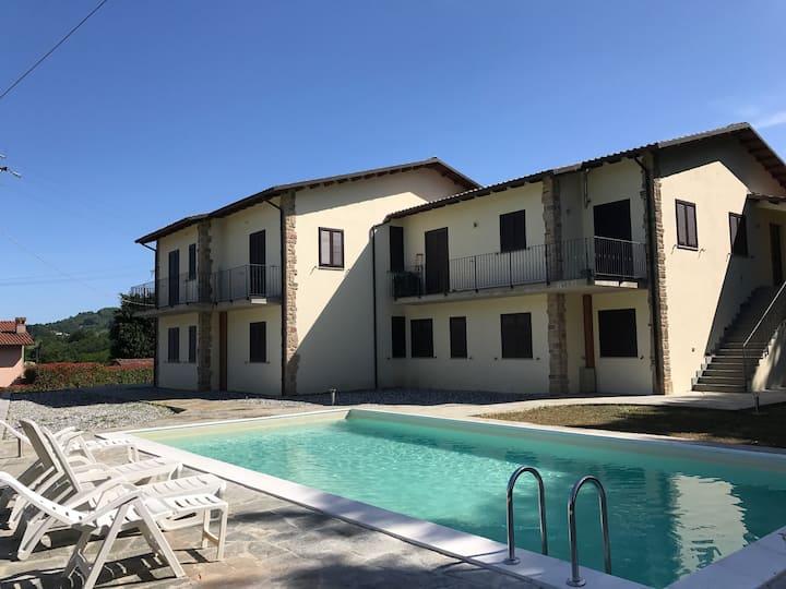 Casa Elena, Camporgiano, Garfagnana Valley Tuscany