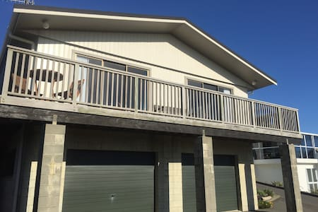 Stunning beach holiday home on the Kapiti Coast - Waikanae - Rumah
