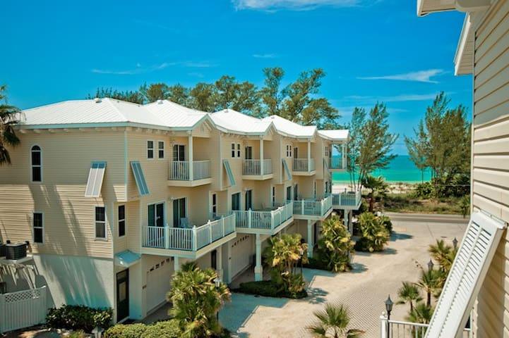Beautiful Oceanview House - Bradenton Beach - บ้าน