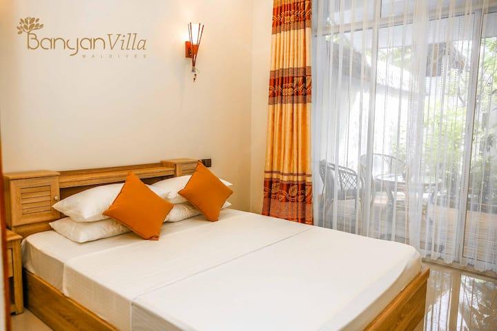 Banyan Villa Dhangethi - Garden View Rooms