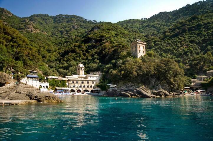 Da Giuse nel cuore del Parco di Portofino