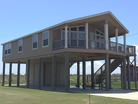 Barge Inn Rental - Sargent TX